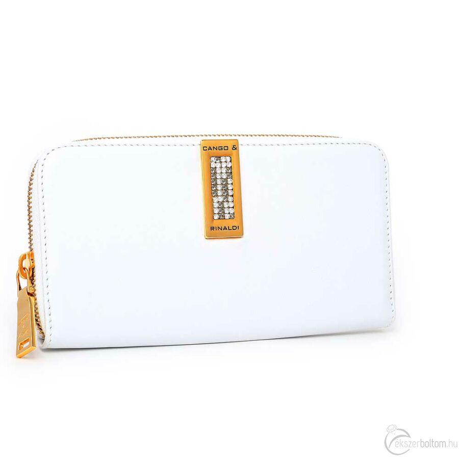 Cango & Rinaldi - pénztárca 3 fehér