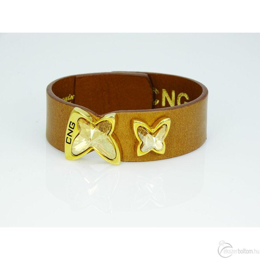 CNG karkötő 179 barna