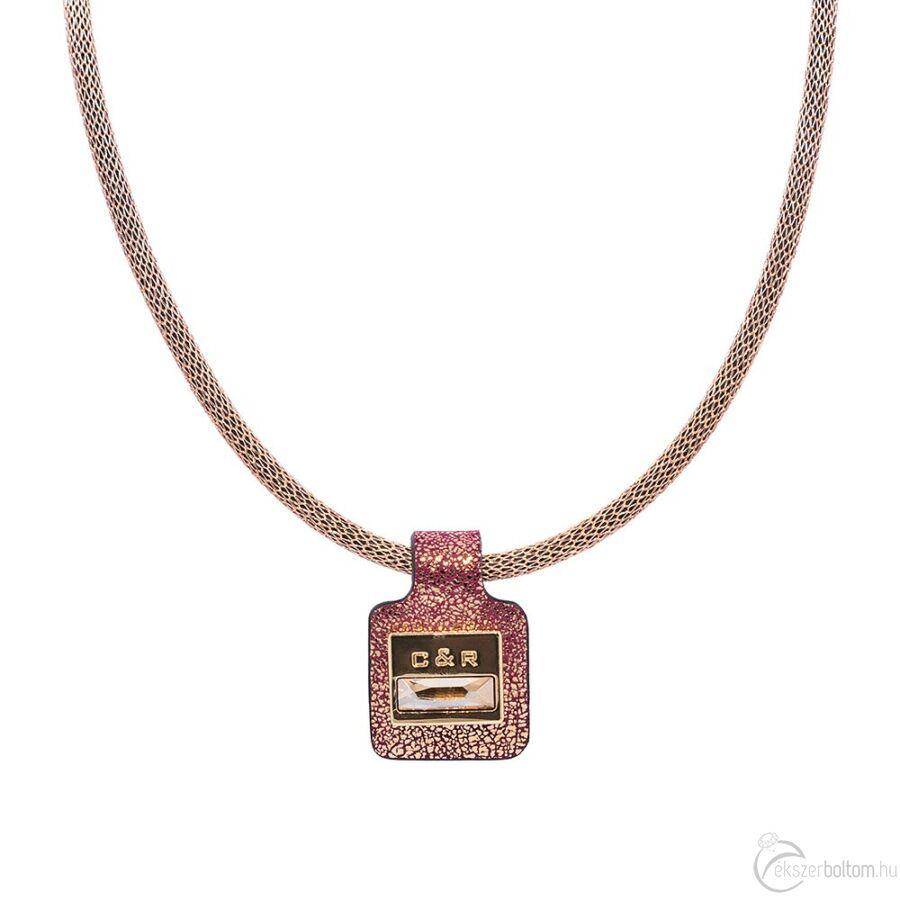 Cango & Rinaldi Magic arany nyaklánc arany színű díszítésekkel